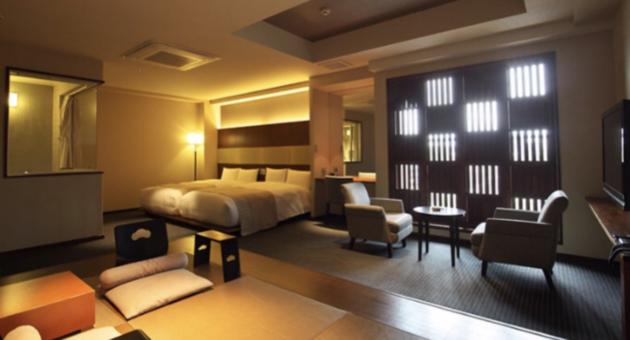 旅館の心地良さとホテルの機能性を兼ね備える、水前寺 松屋旅館